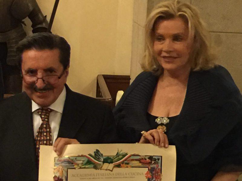 Fernanda Maranesi e Pierangelo Cornaro