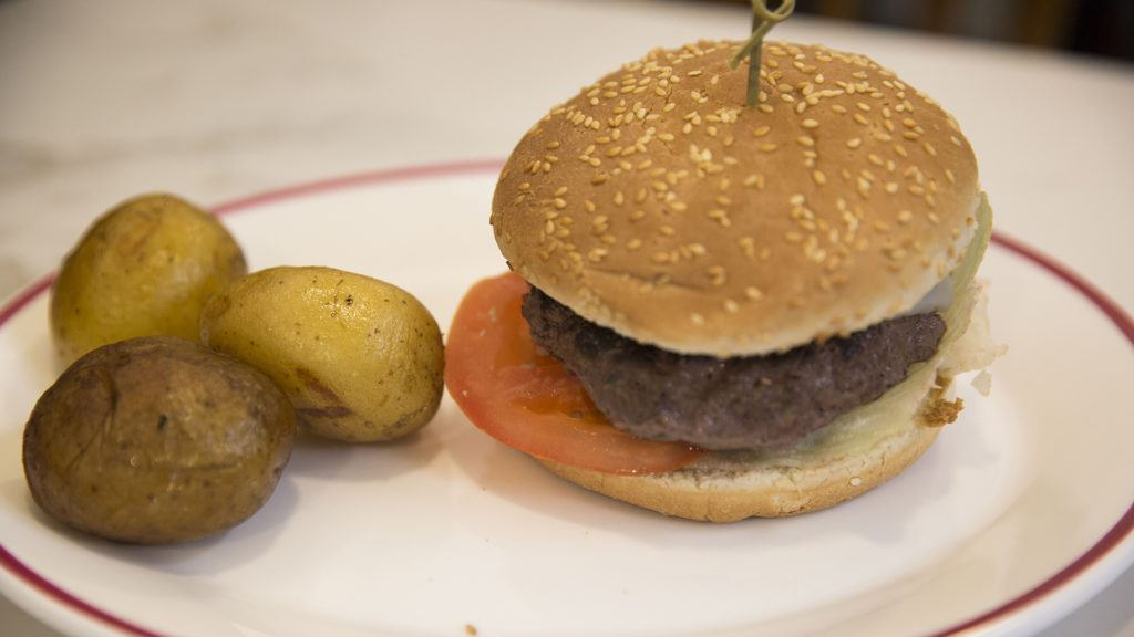 Grandhamburger di Scottona,