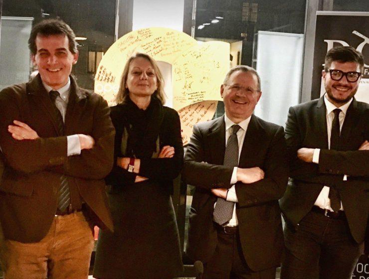 Doof - Galimberti, Gentili, Dolci, Stoppani, Giuzzi e Valerio Massimo Visintin