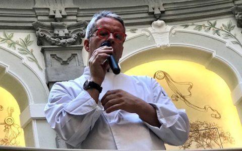 Chef Ernst Knam