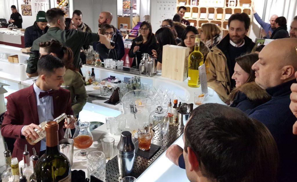 Paolo Viola - Sensory Bar Salon du Chocolat 2018