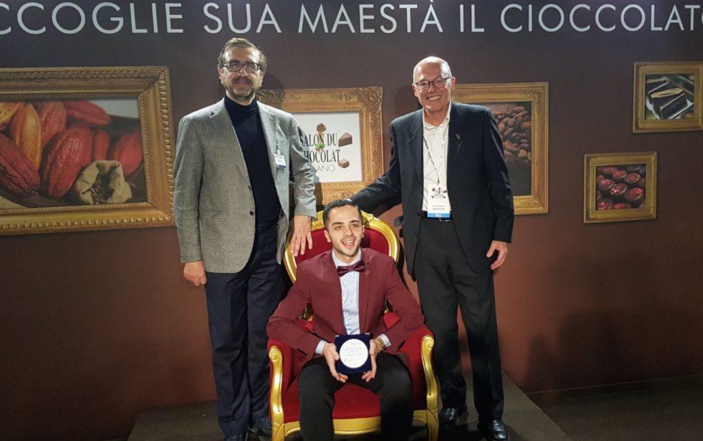Paolo Viola - Tavoletta d Oro 2018