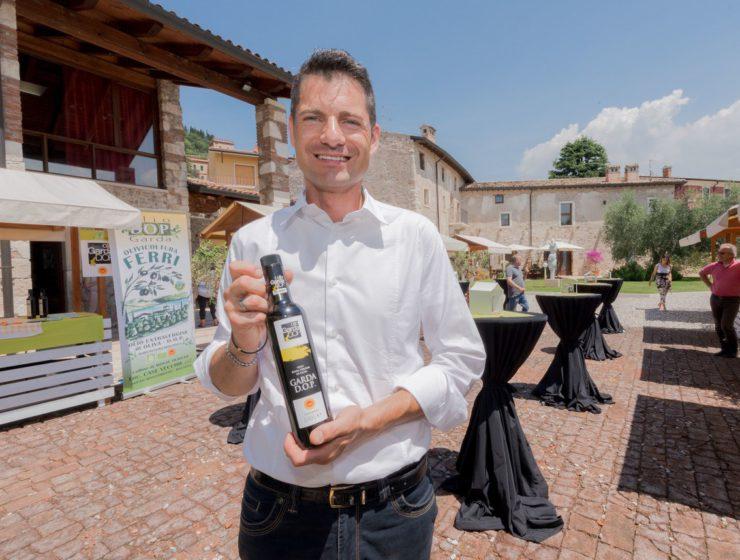 Andrea Bertazzi | Presidente Olio Garda DOP