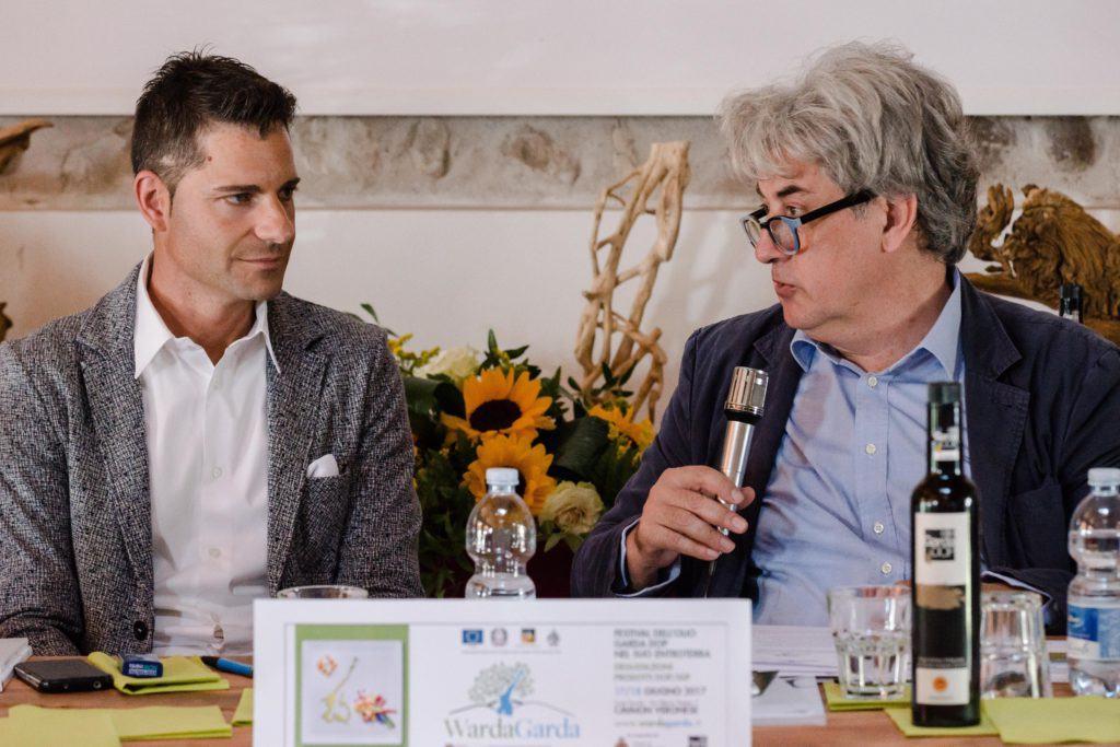Andrea Bertazzi e Luigi Caricato