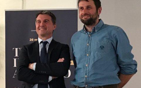 Maurizio Montobbio e Davide Ferrarese