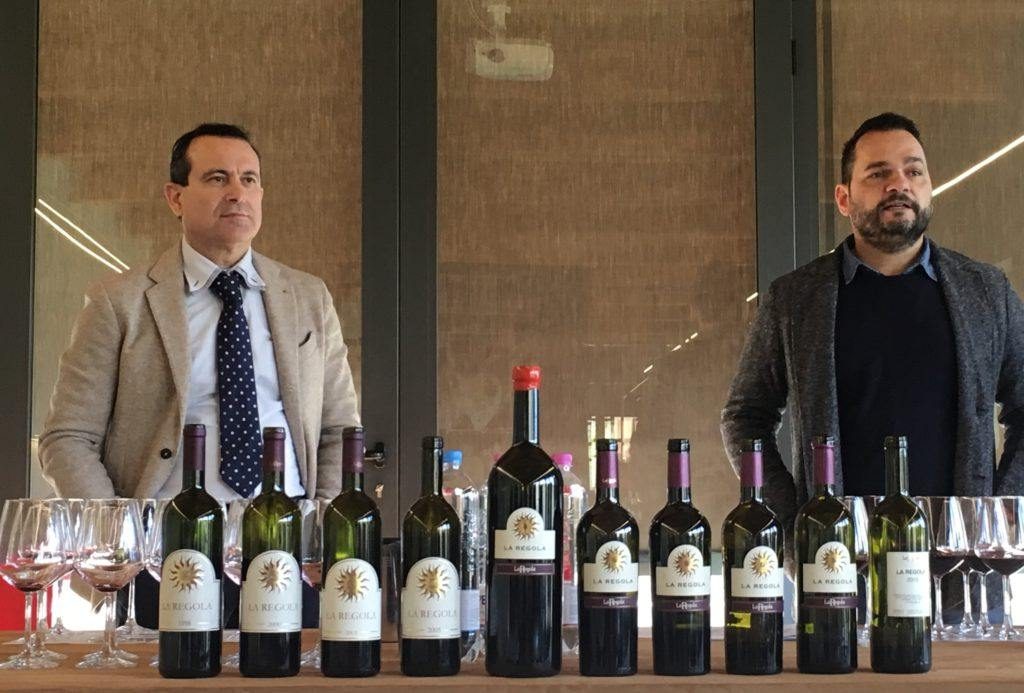Flavio Nuti e Luca Rettondini