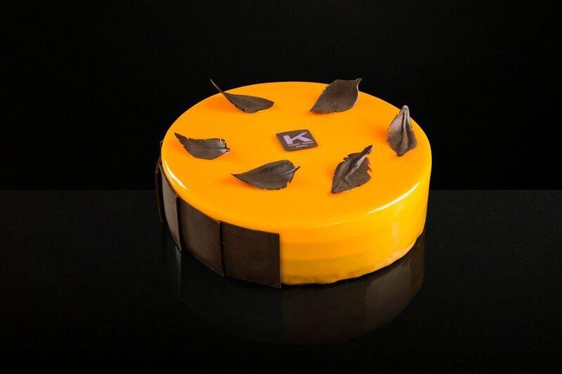 Torta Arancio Knam