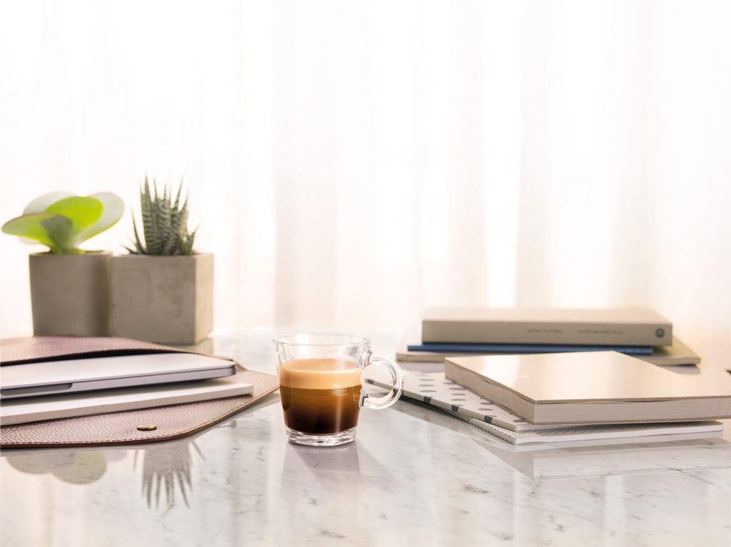 Nespresso tazza di espresso