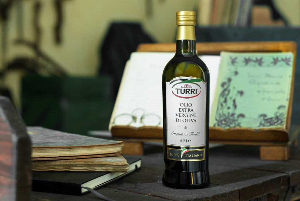 Olio Extra-Vergine di oliva Turri