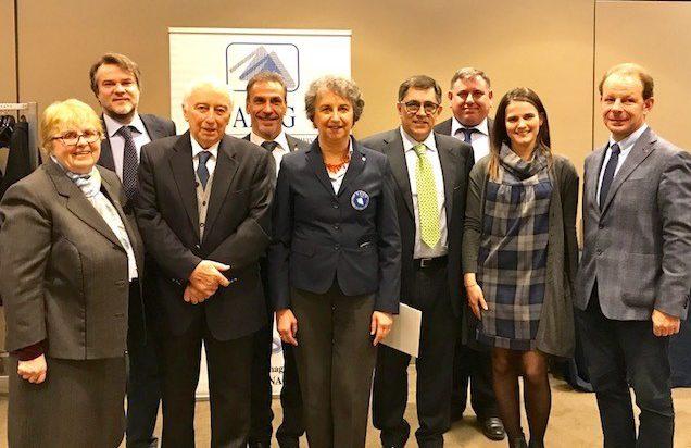I relatori della Conferenza stampa di Gocce di Stilla