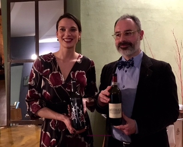 Eleonora Ciardi e Guido Betti