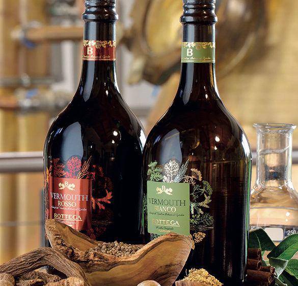Vermouth Bottega