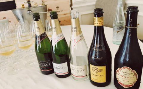 Champagne de la Maison Tribaut Schloesser