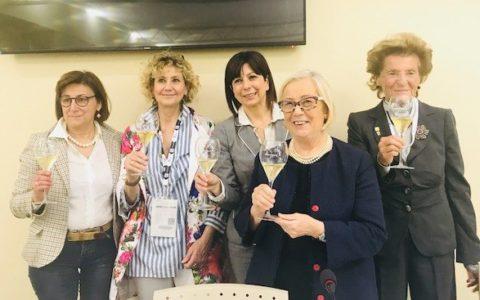 Natalia Bobba,Elena Miano,Claudia Carzeri, Donatella Cinelli Colombini, Pia Donata Berlucchi