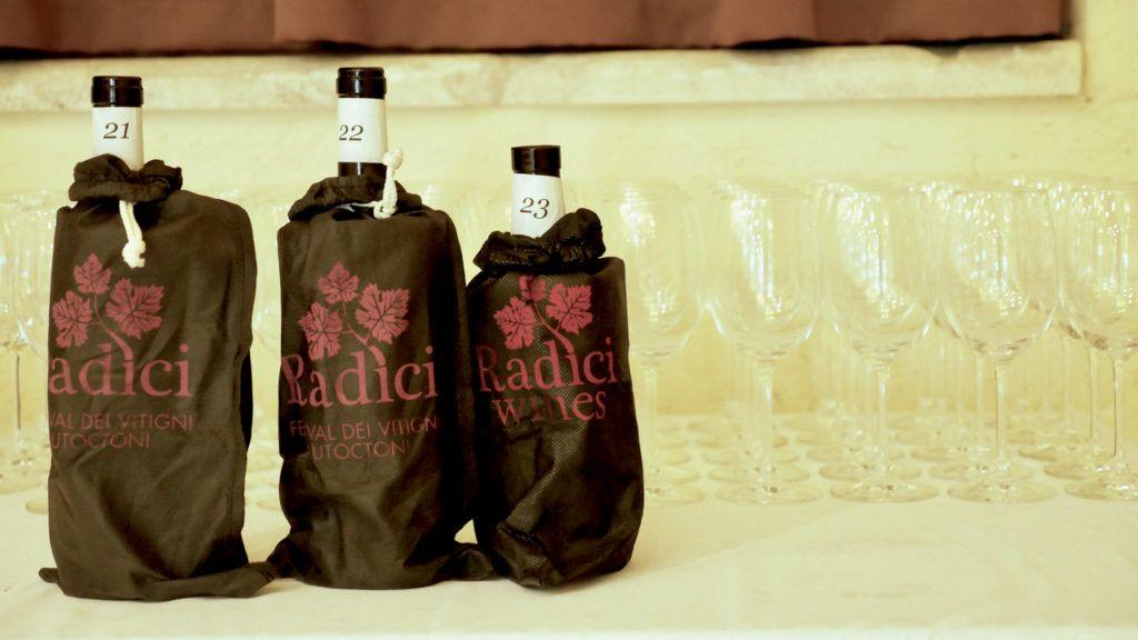 Bottiglie concorso