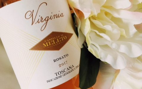 Rosato Virginia 2017 di Castello di Meleto
