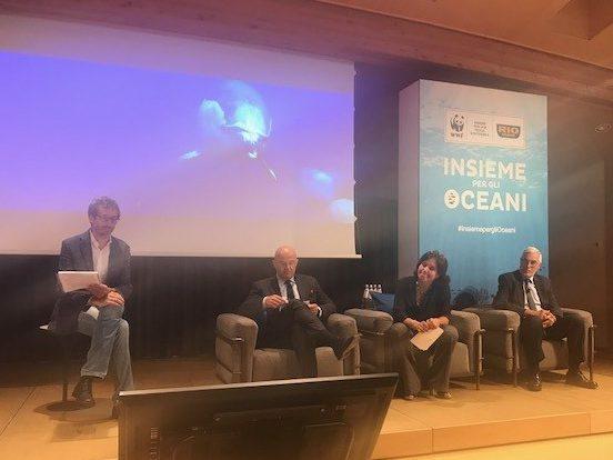 Rio Mare Insieme per gli Oceani relatori
