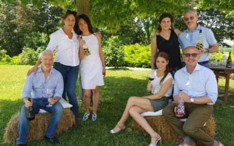 Famiglia e Staff Bonzano Vini