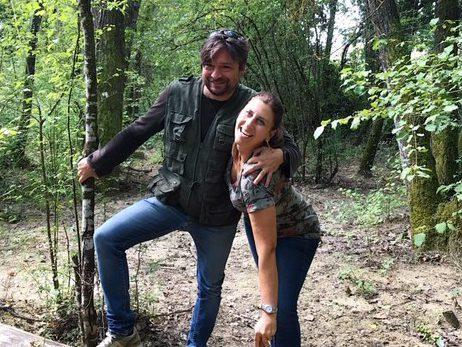 Jurij Marchetti e Stefania Calugi