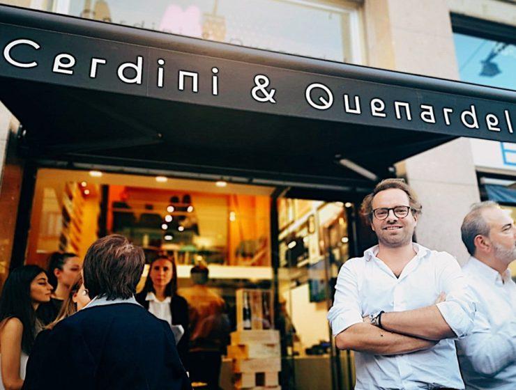 Alexandre Quenardel_Cerdini & Quenardel – Gelato e Champagne