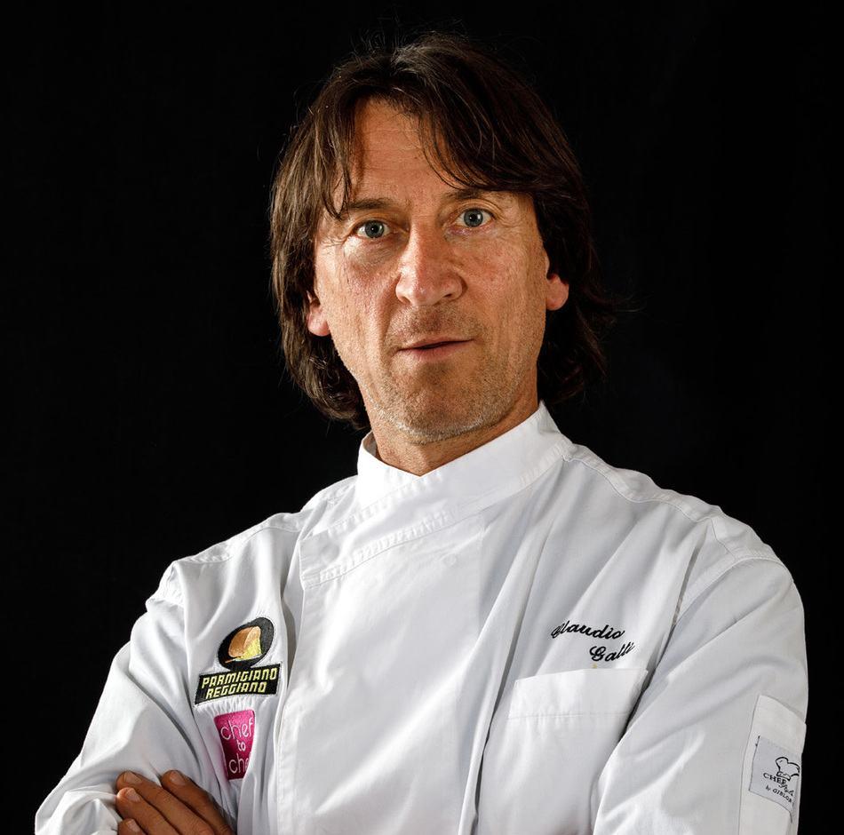 Claudio Gatti di Pasticceria Tabiano