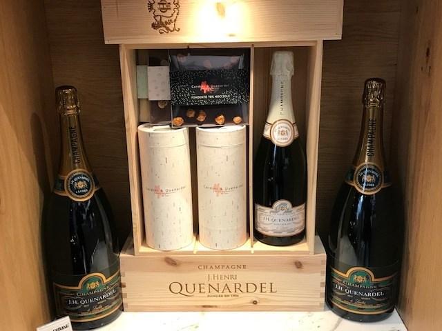Le confezioni regalo di Cerdini & Quenardel