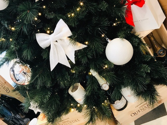 Cerdini & Quenardel visone natalizia