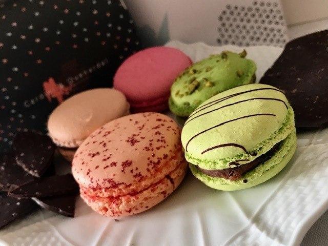 I macarons di Cerdini & Quenardel