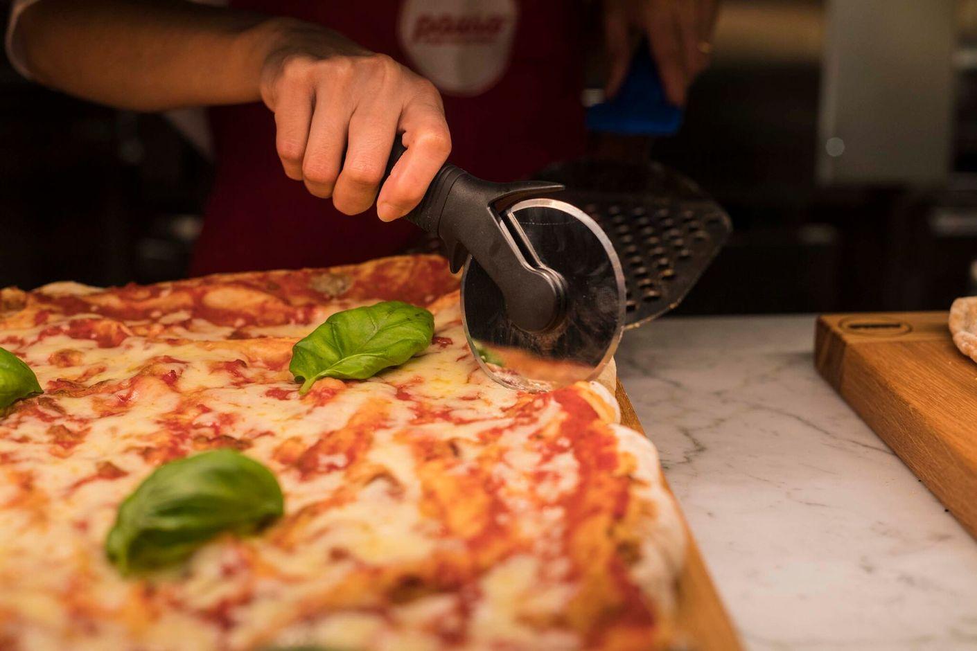 Pausa la pizza al taglio