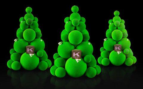 Bubble Tree Verde