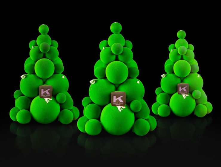 Bubble Tree Verde