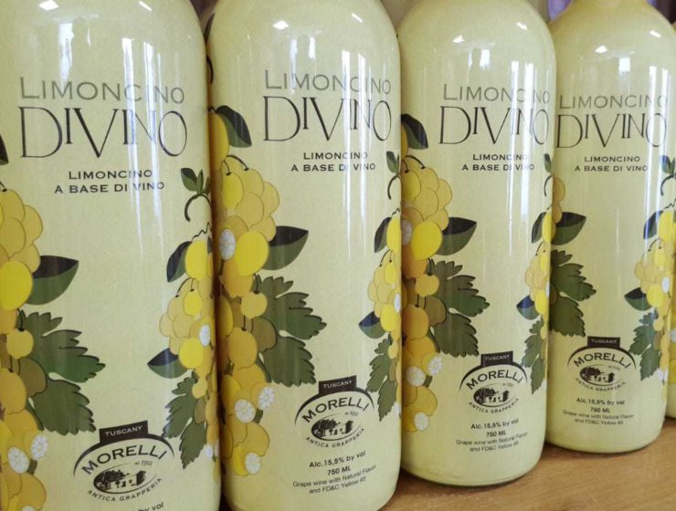 Liquori Morelli_Limoncino DiVino