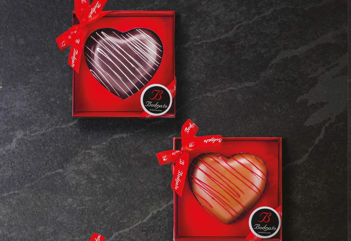 Bodrato Cioccolato San Valentino