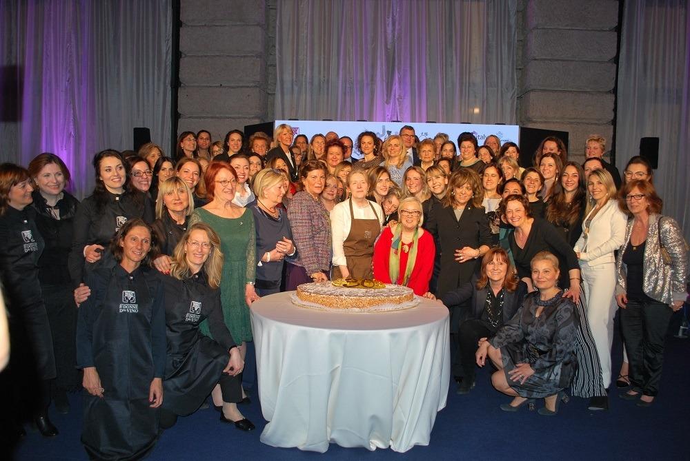 Donne del Vino foto gruppo