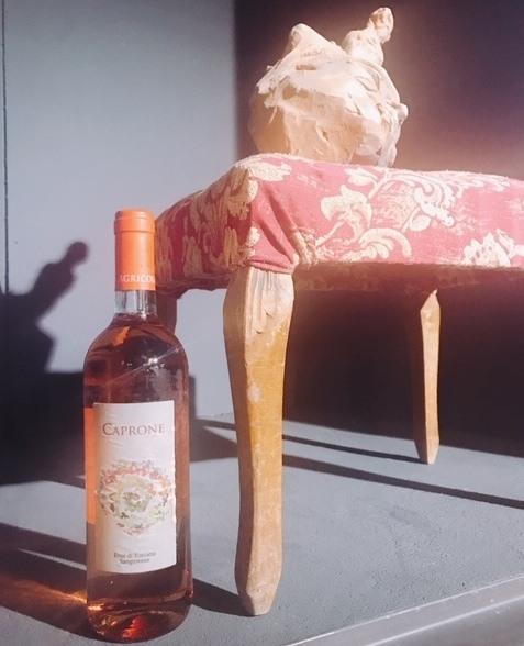 """Rosè di Toscana IGT """"CAPRONE"""""""