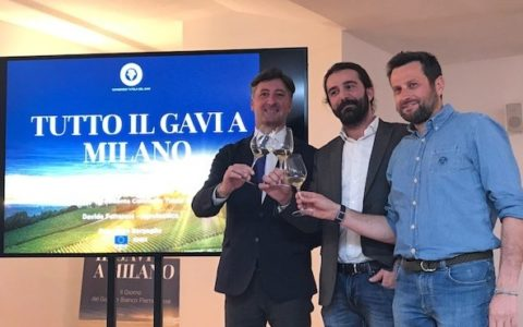 Tutto il Gavi a Milano