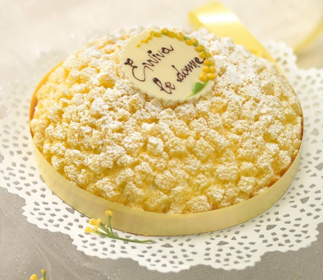 Torta mimosa Martesana