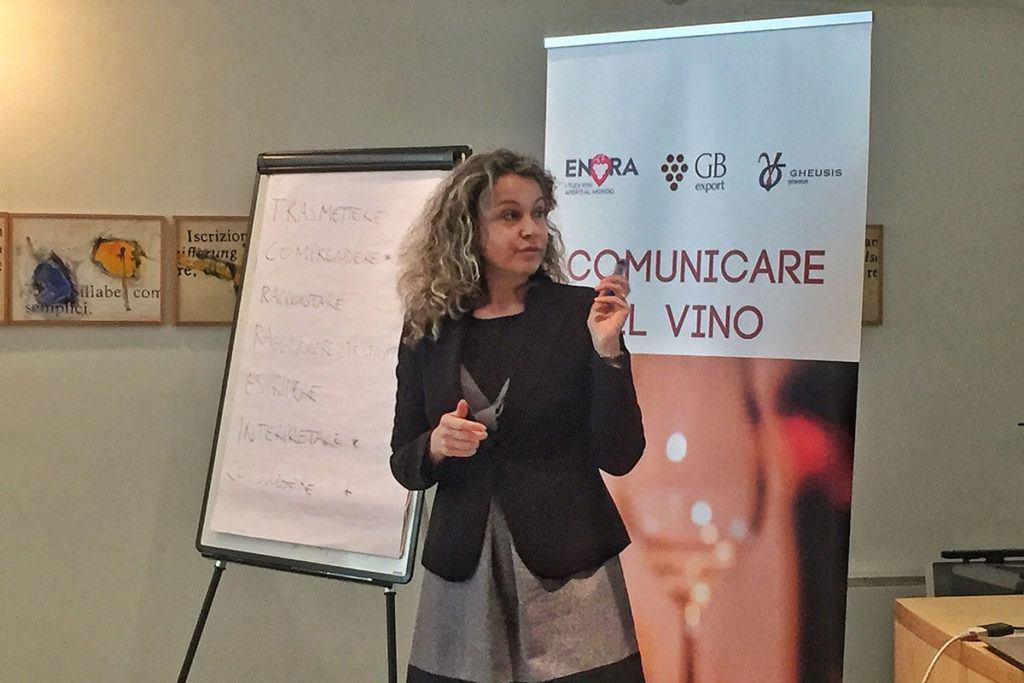 Silvia Baratta Comunicare-vino