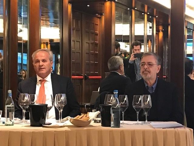 Diego Cottini e Daniele Cernilli