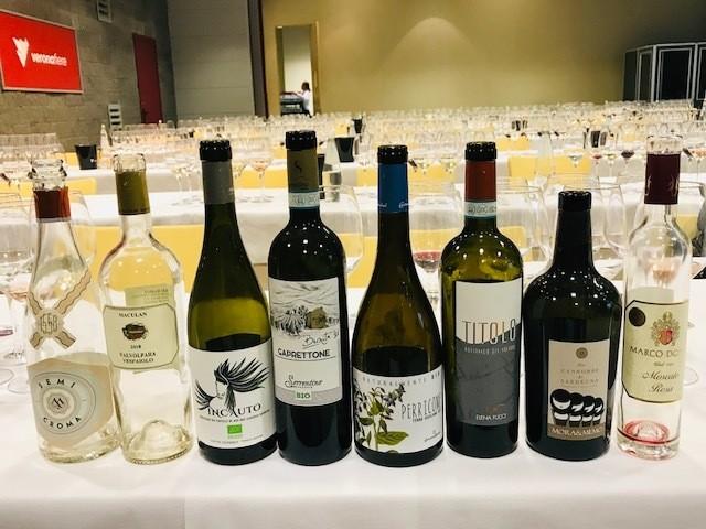 I vini delle giovani Donne del Vino