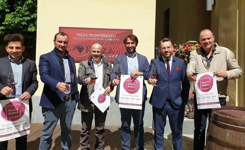 da sin. Alessandro Caruso, Mauro Damerio, Filippo Mobrici, Simone Nosenzo, Marco Lovisolo, Stefano Chiarlo