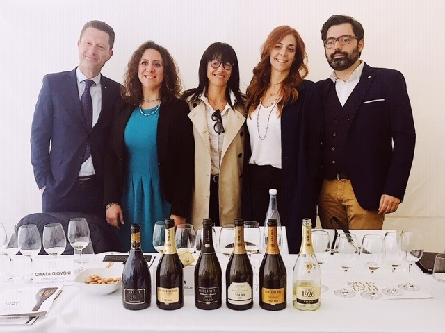Gianfranco Zanon, Chiara Giovoni, Adua Villa e Matteo d'Agostino