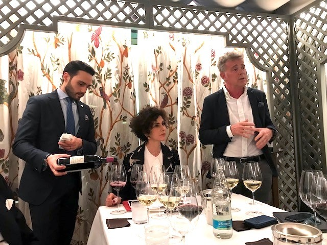 Luisa Todini e Maurilio Chioccia