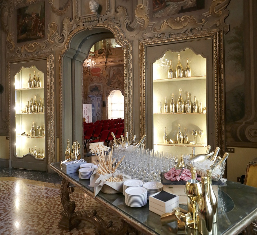 Milano Bottega Palazzo Visconti