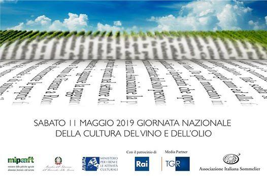Giornata Nazionale della Cultura, del Vino e dell'Olio