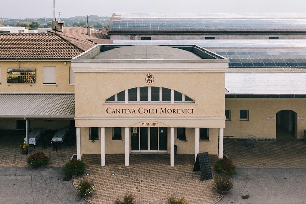 Cantina Colli Morenici di Ponti sul Mincio (Mantova)