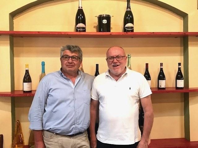 Massimo Barbieri e Leonardo Valenti