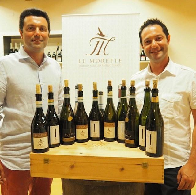 Fabio e Paolo Zenato, Le Morette