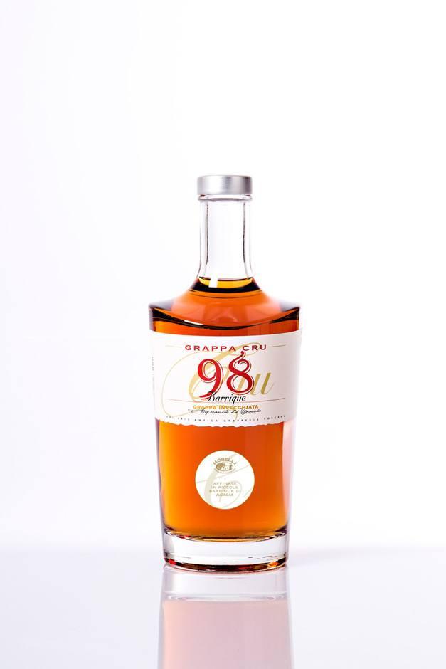 Liquori Morelli_Grappa Cru 98 Invecchiata Acacia