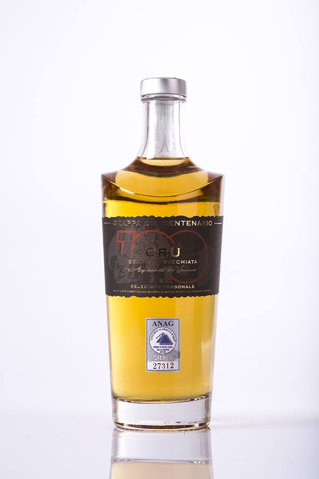 Liquori Morelli_Grappa Cru Centenario
